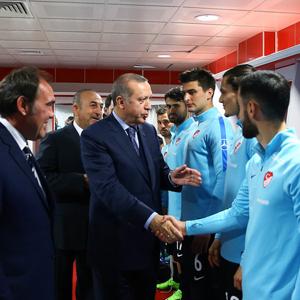 Cumhurbaşkanı Erdoğan'dan büyük sürpriz