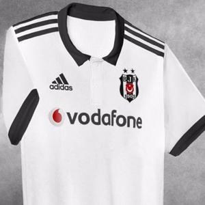 Beşiktaş'ın yeni sezon formaları ortaya çıktı !