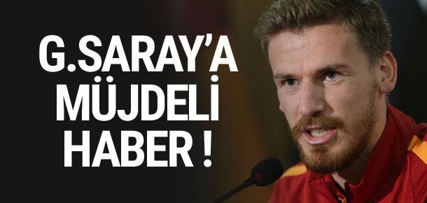 Serdar Aziz'den iyi haber !