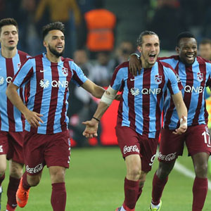 Trabzonspor'da 3 maçlık süper paket