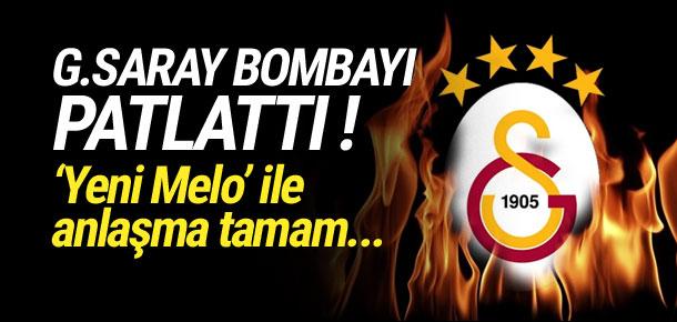 Galatasaray Lucas Leiva ile anlaştı !