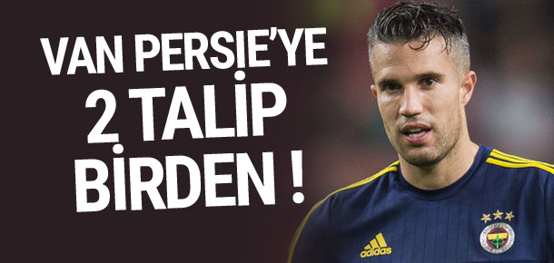 Van Persie'ye Feyenoord ve Milan talip !
