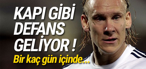 Galatasaray Vida için atağa kalktı !