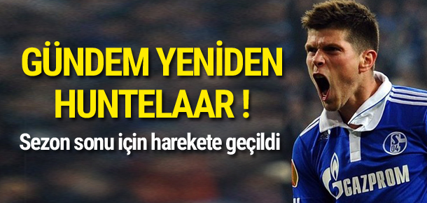Beşiktaş Huntelaar'ın peşinde