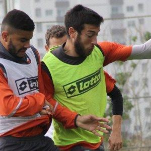 Adanaspor'da Galatasaray mesaisi