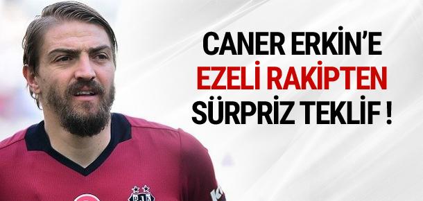 Ersun Yanal'dan Caner Erkin'e sürpriz teklif