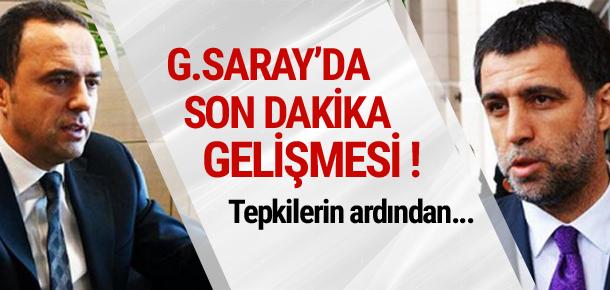 Galatasaray olağanüstü toplanıyor !