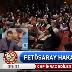 Galatasaray'a 'FETÖSARAY' dediler