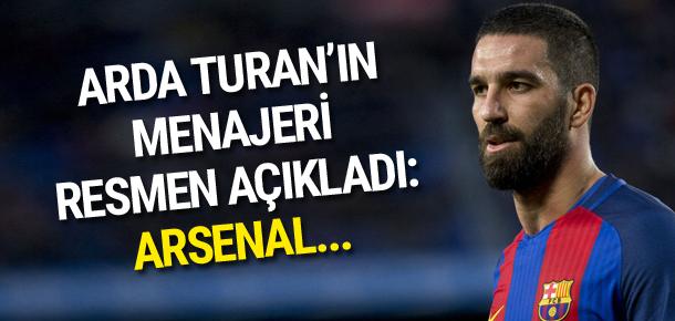 Arda'nın menajerinden Arsenal açıklaması !
