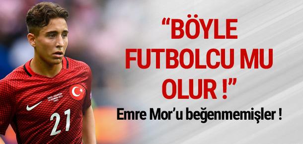 Galatasaray Emre Mor'u beğenmemiş