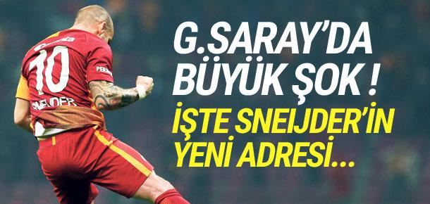 Sneijder ABD yolunda !
