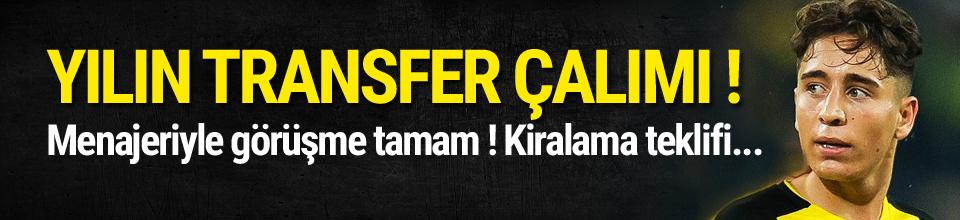 Fenerbahçe'den Emre Mor hamlesi !