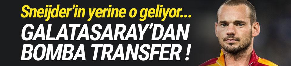 Sneijder'in yerine Samir Nasri !