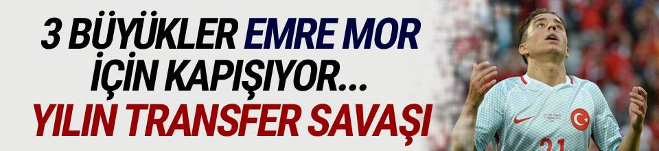 Yılın transfer savaşı: Emre Mor !