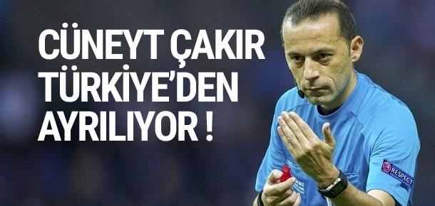 Cüneyt Çakır Türkiye'den ayrılıyor !