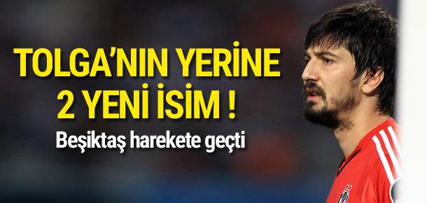 Beşiktaş Harun Tekin ve Ali Şaşal Vural'ın peşinde