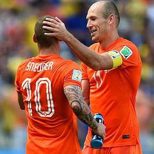 Wesley Sneijder'de rekor krizi