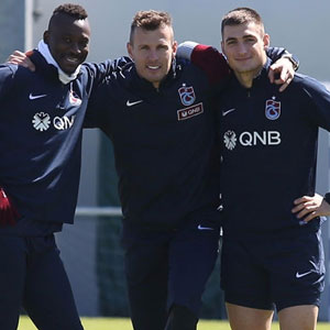 Trabzonspor'a Durica ve Mas müjdesi