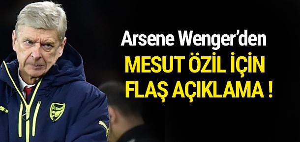 Mesut Özil Arsenal'den ayrılıyor mu ?