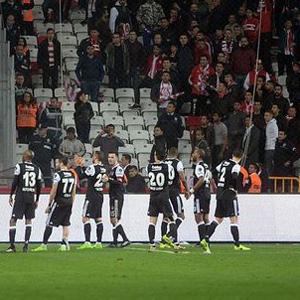 Beşiktaş'a para cezası !