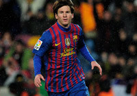 Lionel Messi Inter'e..
