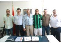 Akhisarspor Belediyespor, Emin Aladağ İle Sözleşme İmzaladı